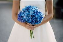 Blue weddings / Something blue for your wedding!