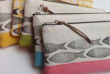 pencil cases and purses / ideas - tutorials - covet - tools - resources