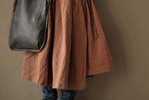 Wear / frocks - cossies - pants - scarves - looks - inspiration