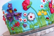 Cakes and Parties / Cool cakes and party ideas