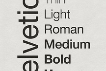 Typography / by Marta Cuadrado