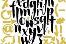 Calligraphy  / by Marta Cuadrado