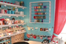 Organized Work Spaces / by Miss Happ