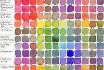 Color palettes / by Marta Cuadrado