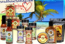 Caribbean Sauces & Spices / Your Caribbean Connection(TM) Island dweller & adventurer bringing you the best of the Caribbean.  #Caribbean and #Puerto Rican #hot sauces and #spices.