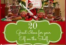The Best Elf on The Shelf Ideas / Elf on the Shelf Ideas, Printables and help for parents. Don't forget the Elf on the shelf now comes for birthdays! / by Miss Information