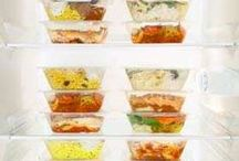 Recipes | Freezer Meals / Tons of freezer meals to get you organized freezer meals | meal planning | organization / by Miss Information
