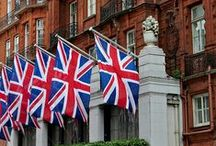 ≫ anglophile / It's a British affair.