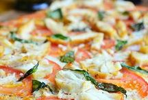 Recipes | Pizza / Pizza Recipes for anyone and there is such a variety of flavors to please any palate! Pizza | Pizza Dough | Pizza Toppings | Fun Pizza | Kid Friendly  / by Miss Information