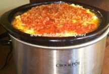 Crock Pot / by Shavonne Hairston