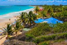 Saint Martin, St. Maarten or St. Martin / Saint Martin is an island in the northeast Caribbean, approximately 300 km east of Puerto Rico. It is a travel destination popular for weddings, honeymoons and regular Caribbean vacations.