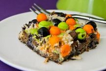 Holiday |  Halloween Recipes and Crafts / The best Halloween Crafts and Recipes and Party Ideas! Only link from the original source please. If you would like to be a contributor please like the board and then email me at kelleywilsons4@gmail.com  halloween | holiday | crafts | recipe |decor |decorations / by Miss Information