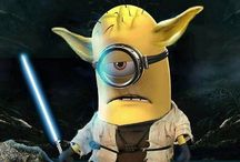 Minion Mash-ups! / Minion's for Geeks. / by The Musings & Gleanings of a Sci-fi Chick