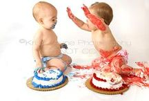 Twin's Birthday. / by Kandis Dotson