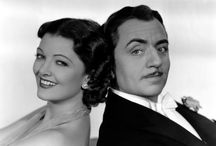The Thin Man / My favorite classic films, with my favorite actor and actress, William Powell and Myrna Loy / by Sarah Owens