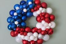 Red,White & Blue / by Courtney Neel