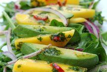 Super salads / Yummy salads / by Lisa Wallace