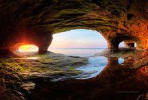 Lake Superior / Lake Superior, I love you / by Sarah Owens