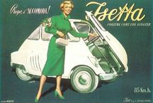 Vintage Ads / Vintage advertising.