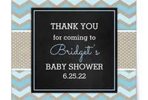 rustic baby showers / lace burlap wood linen