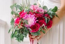 Fuchsia weddings