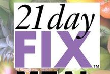 21 Day Fix / by Carrie Yow