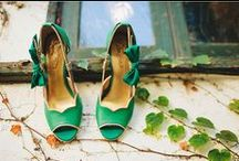 shoes / wedding shoes, swoon-worthy shoes, and more / by kristin burgess {by emily b.}