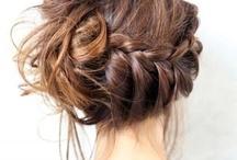 csilla's hair / by Carolyn Egerszegi