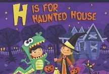 H is for haunted house / by Jacqueline Schilling