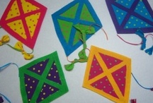 K is for kite / by Jacqueline Schilling