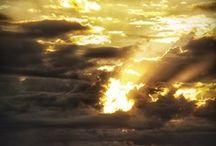 Follow the light / lumières