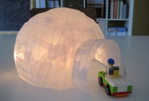 I is for igloo / by Jacqueline Schilling