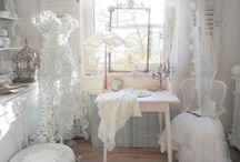 Romantic Shabby Dreams / Fluffy, frilly, pretty girly... / by Didi Dreams...
