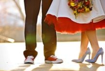 Rock*Roll Wedding / For you rocker chick lifestyle. / by Jessica Farber