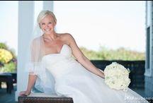 Blue Beach Wedding / A simple beach wedding. / by Jessica Farber