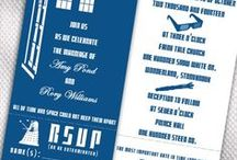 Dr.Who Wedding / by Jessica Farber