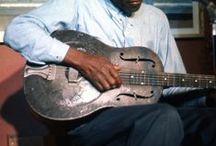 Resonator guitars / National Resophonic, Dobro, etc