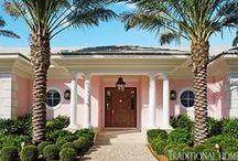 Palm Beach Chic / Architecture Garden Design