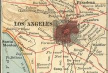Which Way L.A. / Places I like around Los Angeles and Southern California. Places I remember going as a child or places I've heard stories about from my parent's and grandparents who grew up in Los Angeles, Redondo Beach and Palos Verdes.