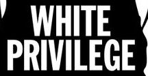 Unlearning my white privelege. #listen / Listen. Learn. Can't help what I don't understand.