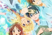 Your lie in april / Your lie in april