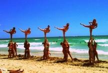 Cheer & Gymnastics / by Megan Newsted