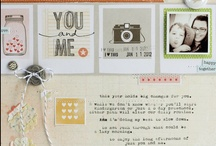 paper | scrapbooking / by Michelle Wells Photography