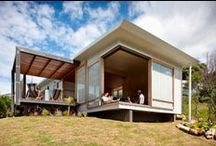 "The Bach Style files / What is bach style? Today the New Zealand ""bach"" or holiday home can mean anything from a one-room beach shack to an architecturally designed holiday house. These stylish Bookabach properties include those little touches that make your stay all the more memorable."