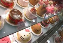 Hello Kitty :) / by Amanda Scriber