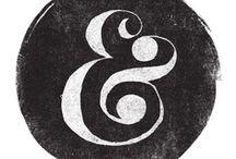 Typogram / Getting those letters in shape / by Sebastian Pirling