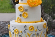 Layer cakes & decoration / by Kenza Chan