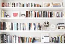 Bookshelf / Books I've read and loved, or want to read. / by Kate Childs