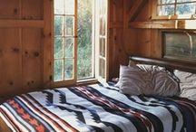 Interior Spaces / cozy ideas