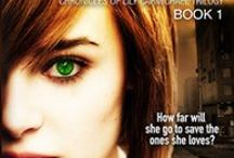 Waning Moon-Book One in The Chronicles of Lily Carmichael / In the year 2057, in a post-apocalyptic world where three quarters of the population has been wiped out by a global pandemic, and a polar shift threatens the remainder of earth's inhabitants with extinction, sixteen-year-old genetically altered teen, Lily Carmichael, faces bigger challenges—escape capture by a rogue government agency, save her family, and avoid falling in love.